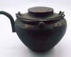 清代铜奶茶壶有收藏价值